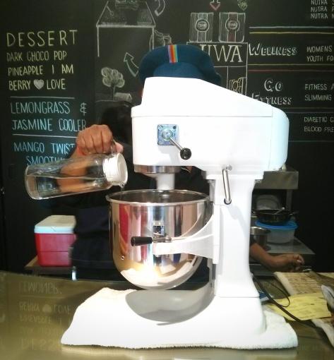 Jiwa Roti Concept Cafe