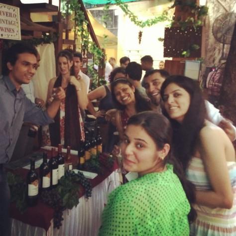 Reveilo Wines at the Wine Bazaar
