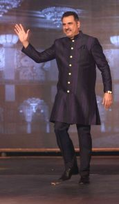 Boman Irani in Manish Malhotra