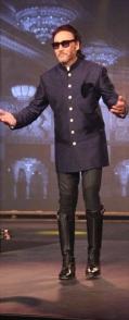 Jackie Shroff in Manish Malhotra