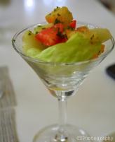 salad at trident