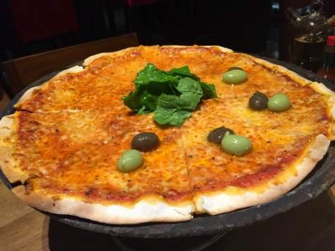 Oliviera Pizza at Quattro