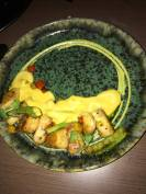 Potato Gnocchi Roasted Pumpkin Crispy Sage & Parme